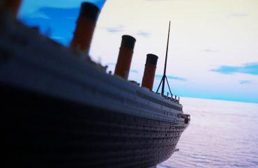 Катастрофата на Титаник- предсказана в книга???